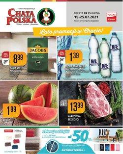 Oferty Chata Polska na ulotce Chata Polska ( Wygasa jutro)