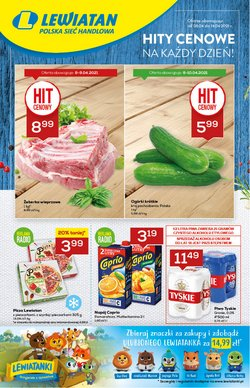 Oferty Supermarkety w Lewiatan ( Ważny 2 dni )