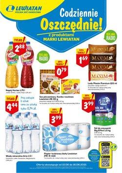 Oferty Supermarkety na ulotce Lewiatan ( Wygasa jutro)