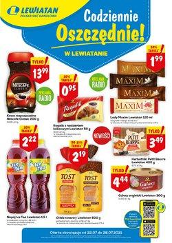 Oferty Supermarkety na ulotce Lewiatan ( Wygasa dzisiaj)