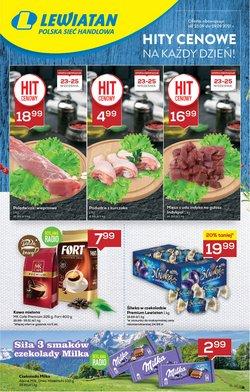 Oferty Supermarkety na ulotce Lewiatan ( Wydany dzisiaj)