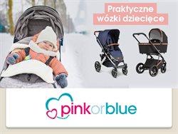 Gazetka PinkorBlue ( Ważny 4 dni )