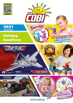 Oferty Dzieci i zabawki na ulotce Cobi ( Ponad miesiąc)