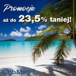 Gazetka Club Med ( Wygasle )