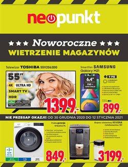 Gazetka Neopunkt w Warszawa ( Wygasle )