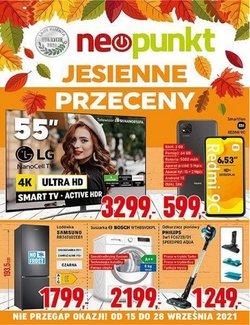 Oferty Elektronika i AGD na ulotce Neopunkt ( Ważny 5 dni)