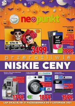 Oferty Elektronika i AGD na ulotce Neopunkt ( Wydany dzisiaj)