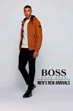 Oferty Marki luksusowe na ulotce Hugo Boss ( Wydany dzisiaj)
