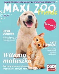 Oferty Maxi Zoo na ulotce Maxi Zoo ( Ponad miesiąc)