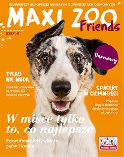 Oferty Maxi Zoo na ulotce Maxi Zoo ( Ważny 3 dni)