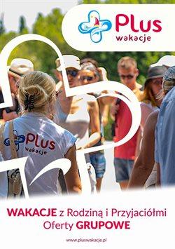 Gazetka Plus Wakacje w Wrocław ( Ponad miesiąc )