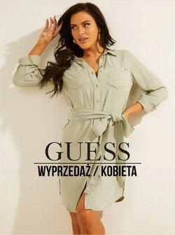 Oferty Guess na ulotce Guess ( Wydany wczoraj)