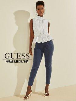 Oferty Guess na ulotce Guess ( Ponad miesiąc)