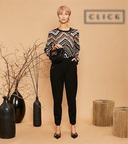 Oferty Click fashion na ulotce Click fashion ( Ponad miesiąc)