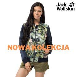 Oferty Jack Wolfskin na ulotce Jack Wolfskin ( Ponad miesiąc)