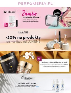 Oferty Perfumeria.pl na ulotce Perfumeria.pl ( Wydany dzisiaj)