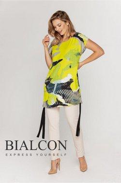 Oferty Ubrania, buty i akcesoria na ulotce Bialcon ( Wygasa dzisiaj)
