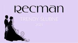 Oferty Recman na ulotce Recman ( Ponad miesiąc)