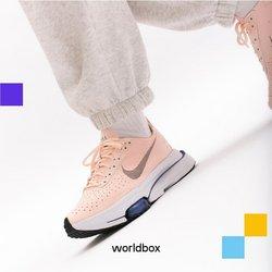 Oferty Worldbox na ulotce Worldbox ( Ważny 28 dni)