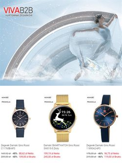 Oferty Outlet Watch na ulotce Outlet Watch ( Ważny 2 dni)