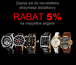 Oferty Outlet Watch na ulotce Katowice