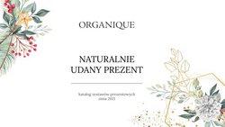 Oferty Perfumy i kosmetyki na ulotce Organique ( Wydany dzisiaj)