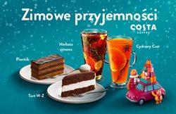 Oferty Restauracje i kawiarnie w Costa Coffee w Legnica ( Ważny 7 dni )
