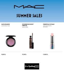 Oferty MAC na ulotce MAC ( Ważny 8 dni)
