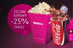 Restauracje i kawiarnie oferty w katalogu Multikino w Katowice