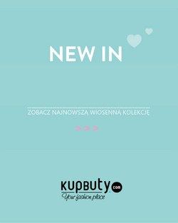 Oferty Ubrania, buty i akcesoria na ulotce KupButy.com ( Wygasa dzisiaj)
