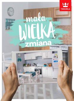Gazetka Tikkurila ( Wygasle )