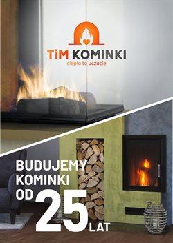 Oferty Tim Kominki na ulotce Tim Kominki ( Ponad miesiąc)