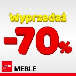 Kupon Heban w Kraków ( Ważny 11 dni )