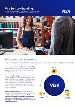 Oferty Banki i ubezpieczenia na ulotce Visa ( Ponad miesiąc)
