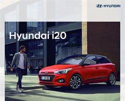 Oferty Hyundai na ulotce Warszawa