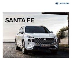 Oferty Samochody, motory i części samochodowe na ulotce Hyundai ( Ponad miesiąc)