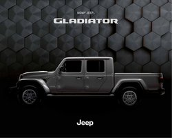Oferty Jeep na ulotce Jeep ( Ponad miesiąc)