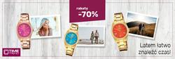 Oferty Time Trend na ulotce Warszawa