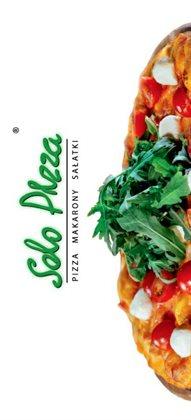 Gazetka Solo Pizza ( Ponad miesiąc )