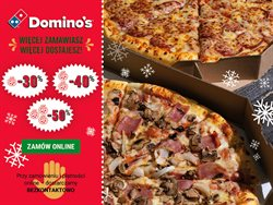 Gazetka Domino's Pizza ( Wygasle )