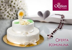 Oferty Cukiernia Królewska na ulotce Cukiernia Królewska ( Ponad miesiąc)
