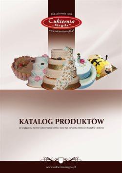Gazetka Cukiernia Magda ( Ponad miesiąc )