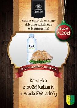 Oferty B&J Jarzębińscy na ulotce B&J Jarzębińscy ( Wygasa jutro)