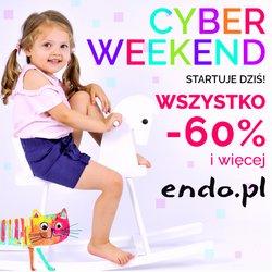 Oferty Dzieci i zabawki na ulotce Endo ( Wydany wczoraj)