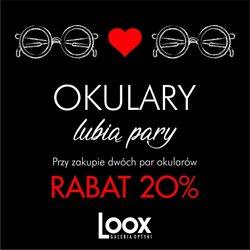 Gazetka Galeria Optyki Loox ( Wygasle )