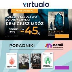 Oferty Virtualo na ulotce Virtualo ( Ważny 2 dni)