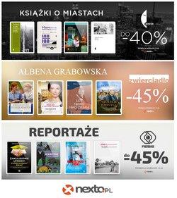 Oferty Książki i artykuły biurowe w Nexto w Kraków ( Ważny 6 dni )