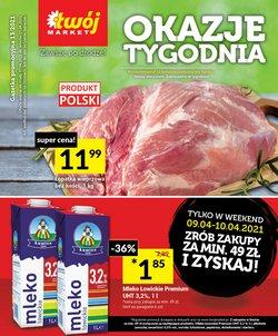 Gazetka Twój Market ( Wygasle )