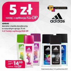 Oferty Perfumy i kosmetyki na ulotce Drogerie Polskie ( Ważny 3 dni)