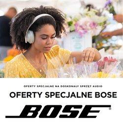 Oferty Bose na ulotce Bose ( Ponad miesiąc)